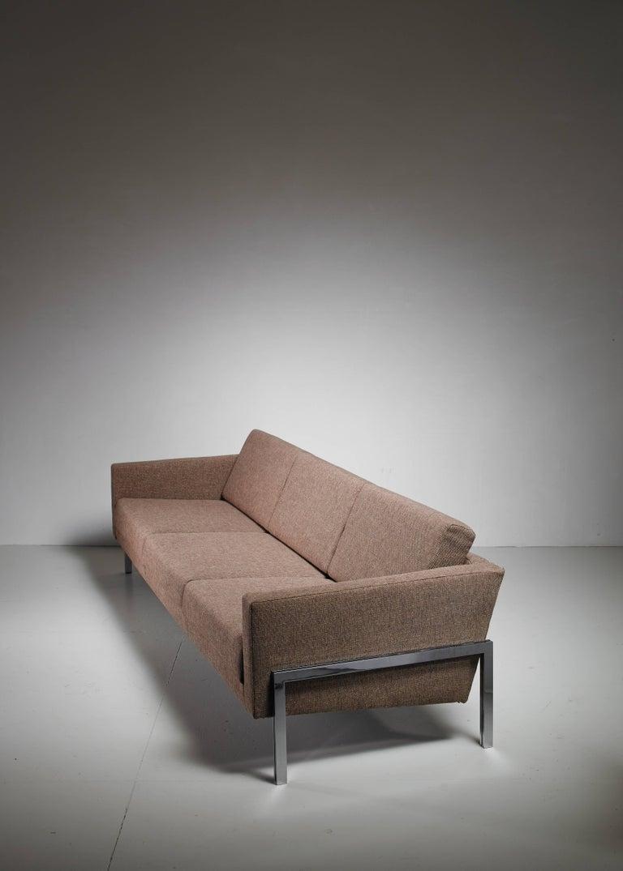 Kurt Thut Pair of Lounge Chairs, Switzerland, 1960s 8