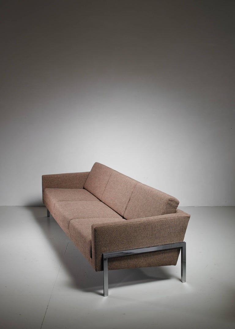 Mid-Century Modern Kurt Thut Sofa, Switzerland, 1960s For Sale