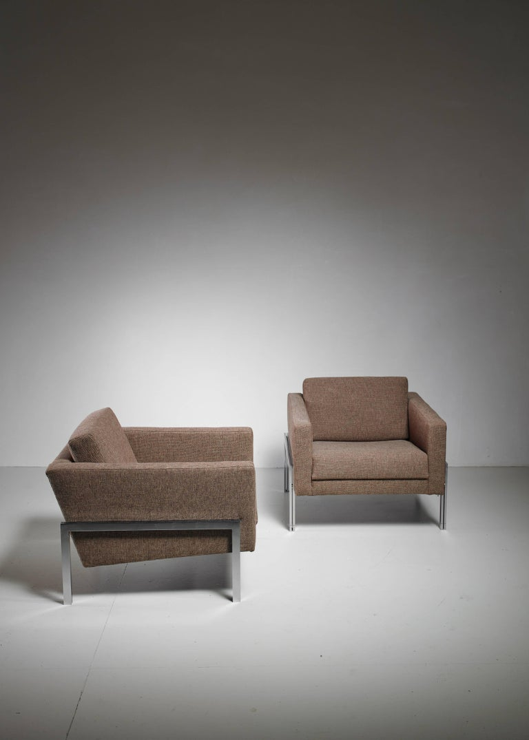 Kurt Thut Sofa, Switzerland, 1960s For Sale 1