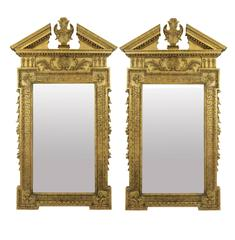 Pair of Mirrors in the Manner of William Kent