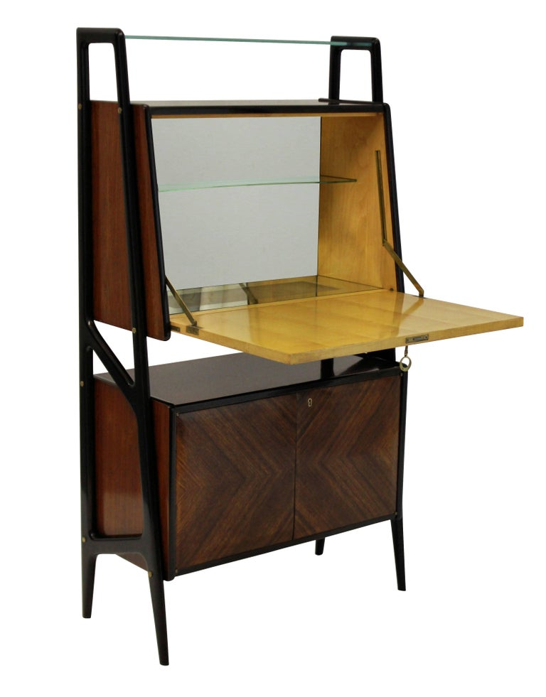 Gio Ponti Style Bar Cabinet 3