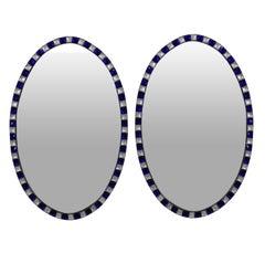 Pair of Irish Mirrors