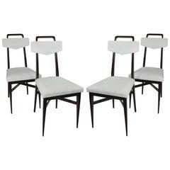 Four Italian Breakfast Chairs