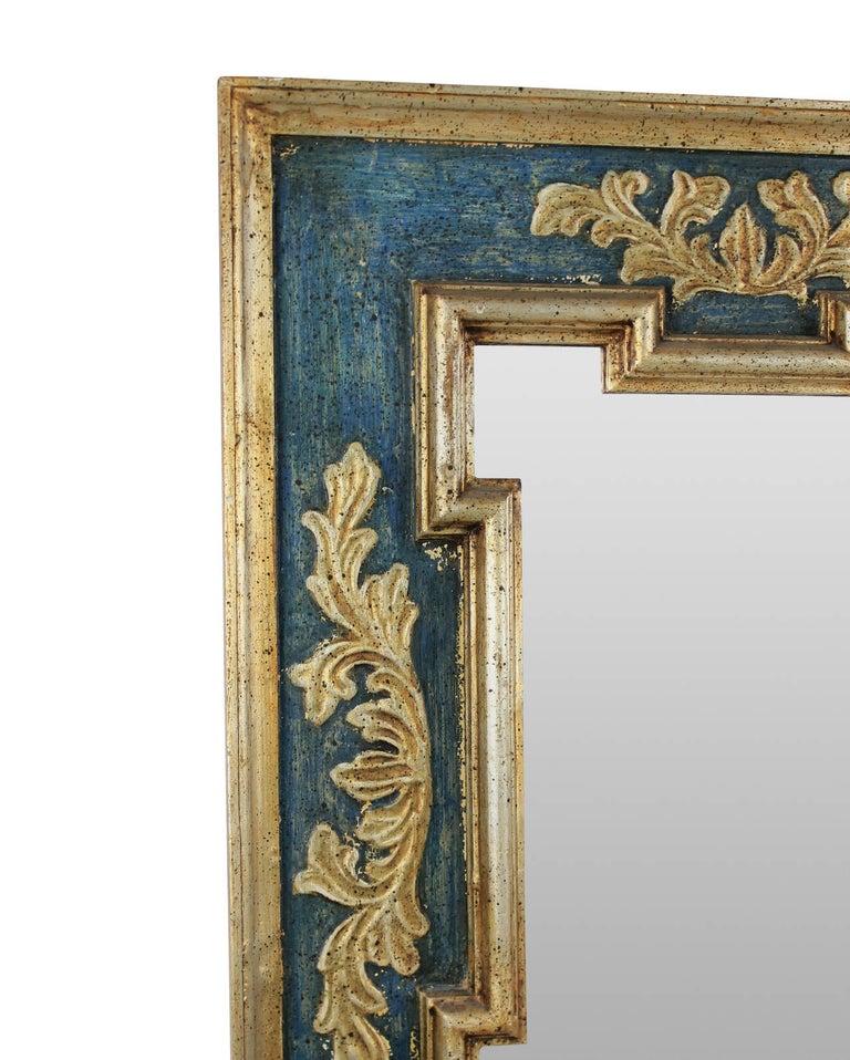 Mid-Century Modern Midcentury Florentine Mirror