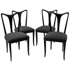 Set of Four Ulrich Dining Chairs