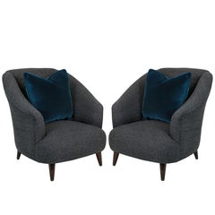 Pair of Ulrich Lounge Chairs