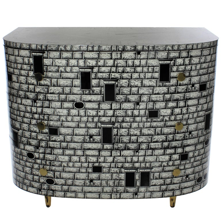 Original Fornasetti Commode, circa 1970 For Sale