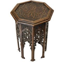 19th Century Moorish Table