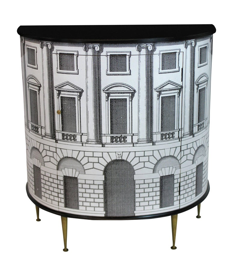 Fornasetti Style Cabinet  2