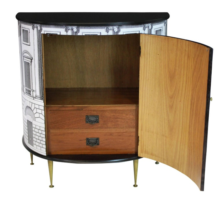 Fornasetti Style Cabinet  3