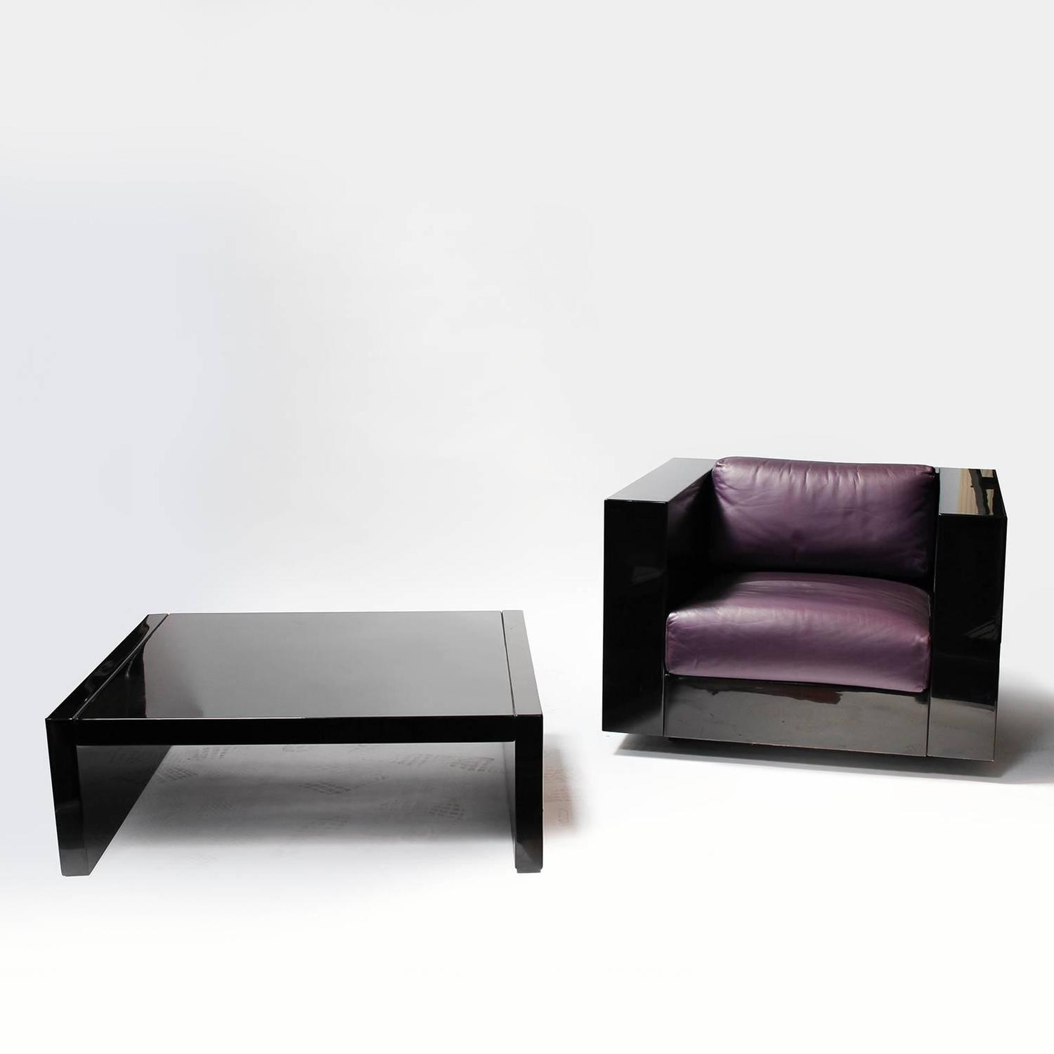 39 Saratoga 39 Living Room Set By Massimo And Lella Vignelli For Poltronova For Sale At 1stdibs