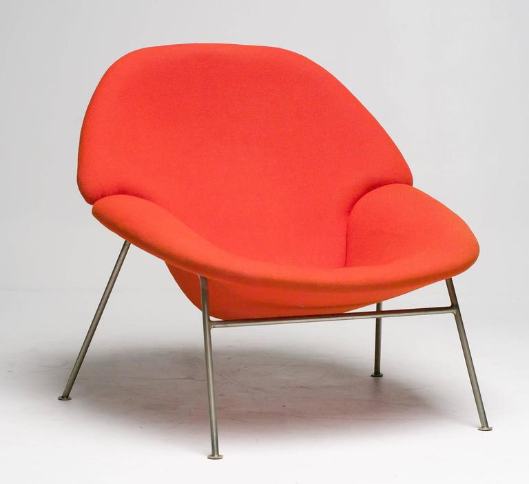 Pierre Paulin F555 Lounge Chair 8