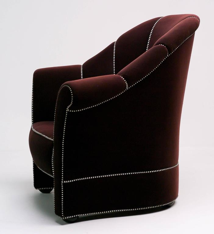 Vienna Secession Lounge Chair by Josef Hoffmann for Wittmann 5