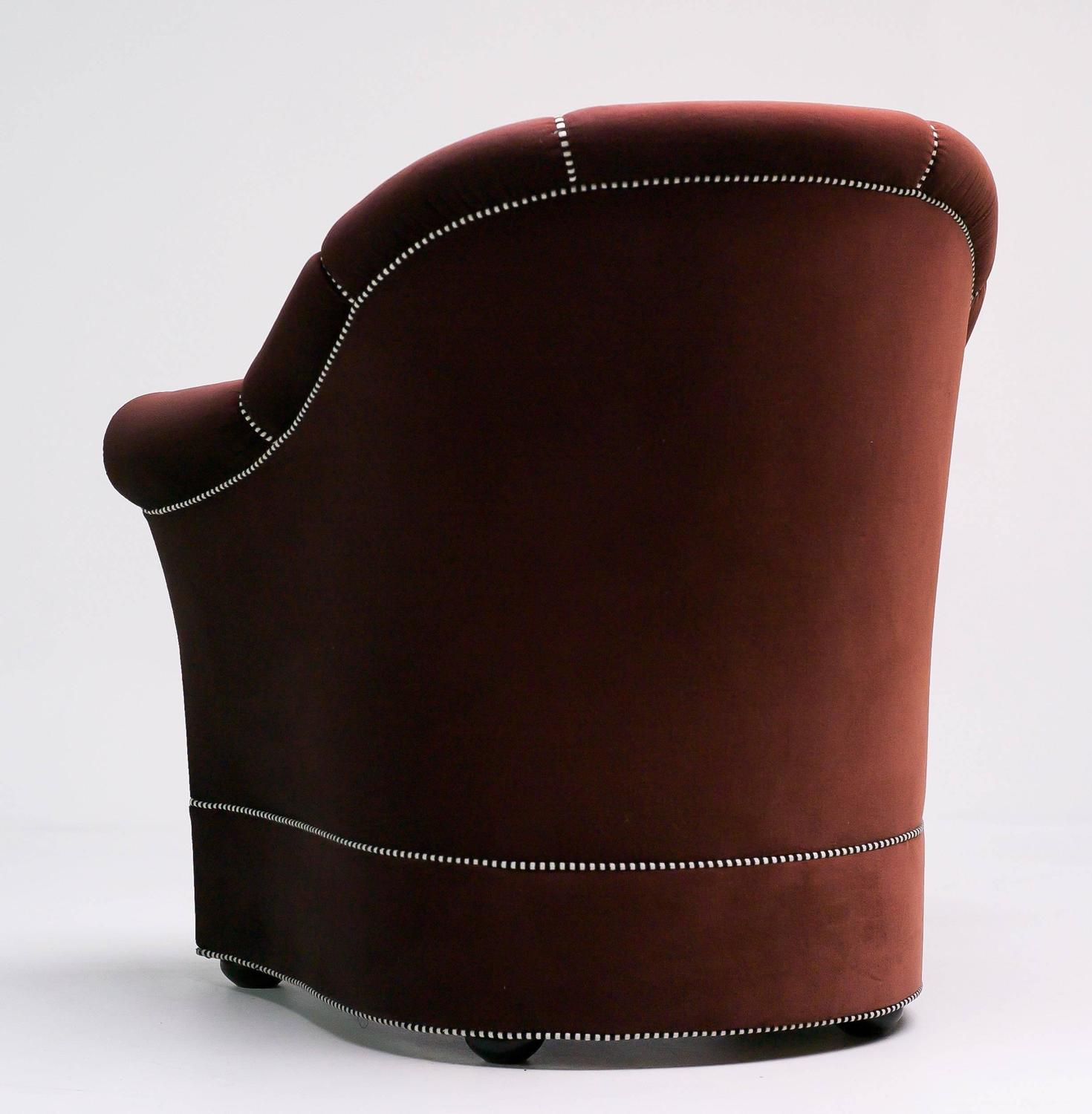 Furnitureinfashion Is Offering Very Affordable Arctic: Vienna Secession Lounge Chair By Josef Hoffmann For
