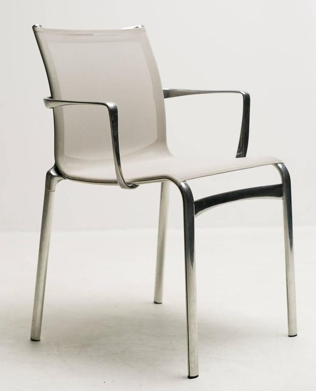 alberto meda bigframe armchairs for alias at 1stdibs. Black Bedroom Furniture Sets. Home Design Ideas