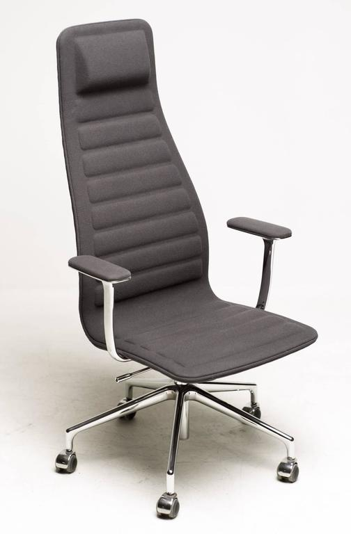 High Lotus Office Chair Designed By Jasper Morrison At 1stdibs