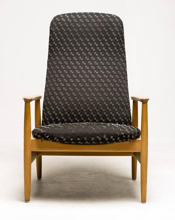 Lounge Chair by Alf Svensson for Ljungs Industrier, Sweden 7