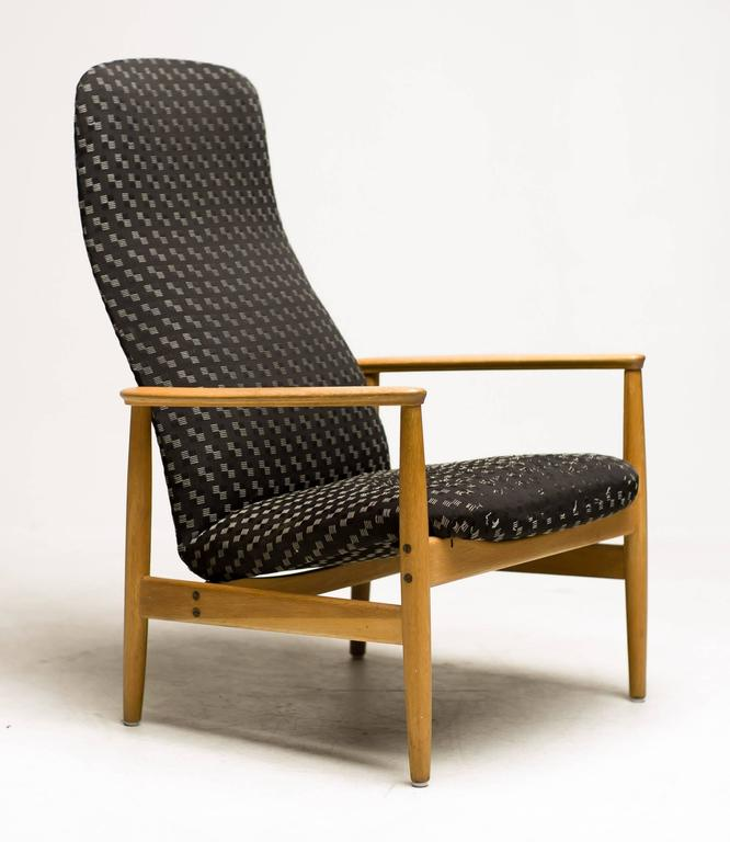 Lounge Chair by Alf Svensson for Ljungs Industrier, Sweden 2