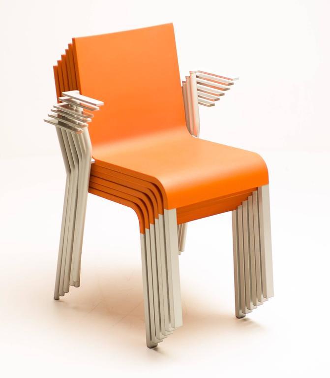 Maarten van severen 03 armchairs limited edition in for Chair 03 maarten van severen