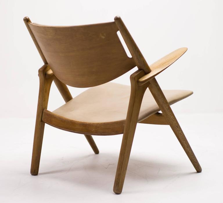 Hans Wegner CH-28 Sawbuck Chair 2