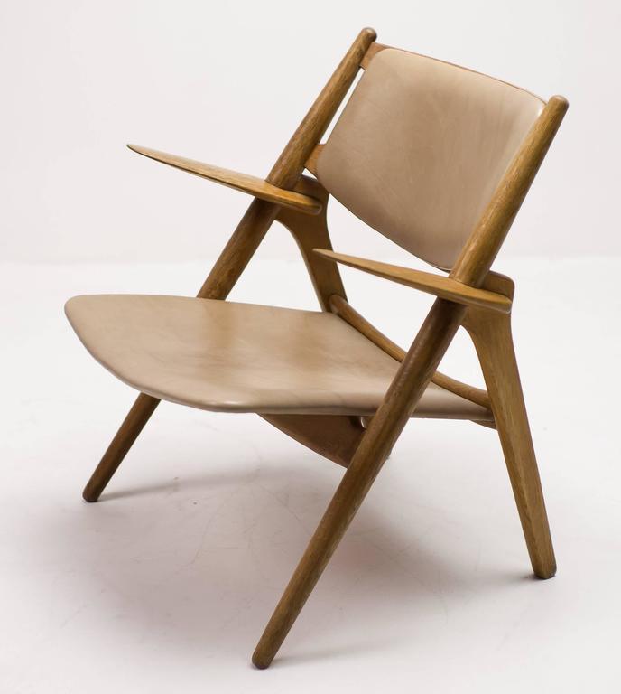 Hans Wegner CH-28 Sawbuck Chair 5