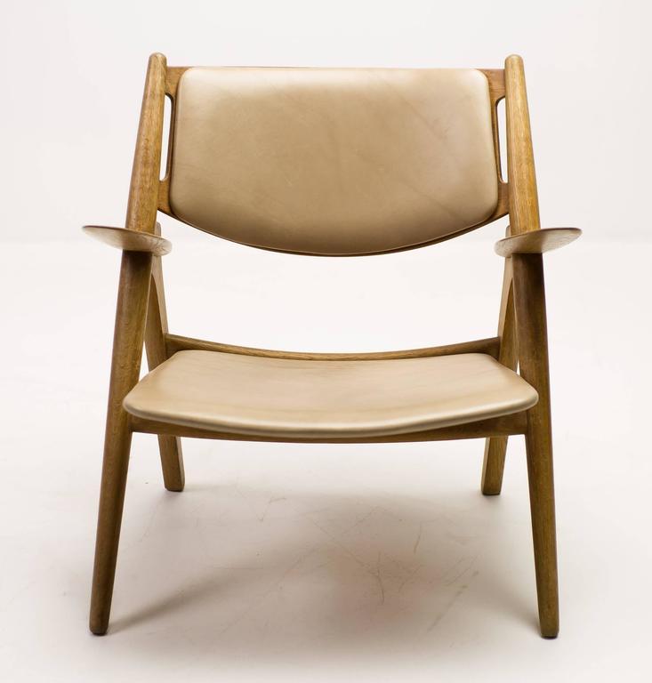 Hans Wegner CH-28 Sawbuck Chair 10