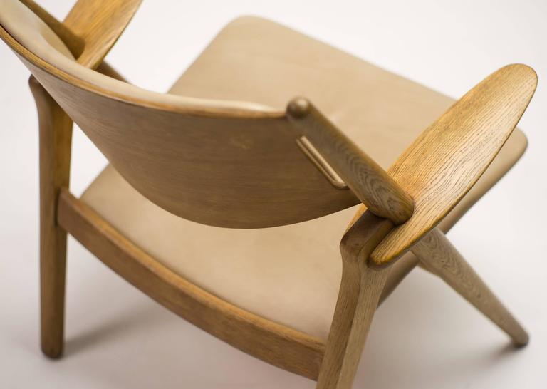Hans Wegner CH-28 Sawbuck Chair 8