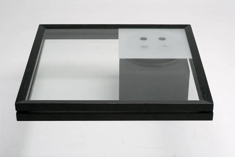 coffee table by ligne roset france for sale at 1stdibs. Black Bedroom Furniture Sets. Home Design Ideas