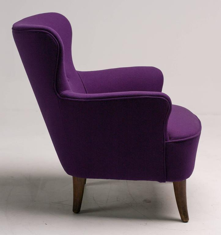 Lounge Chair by Theo Ruth for Artifort In Excellent Condition For Sale In Dronten, NL