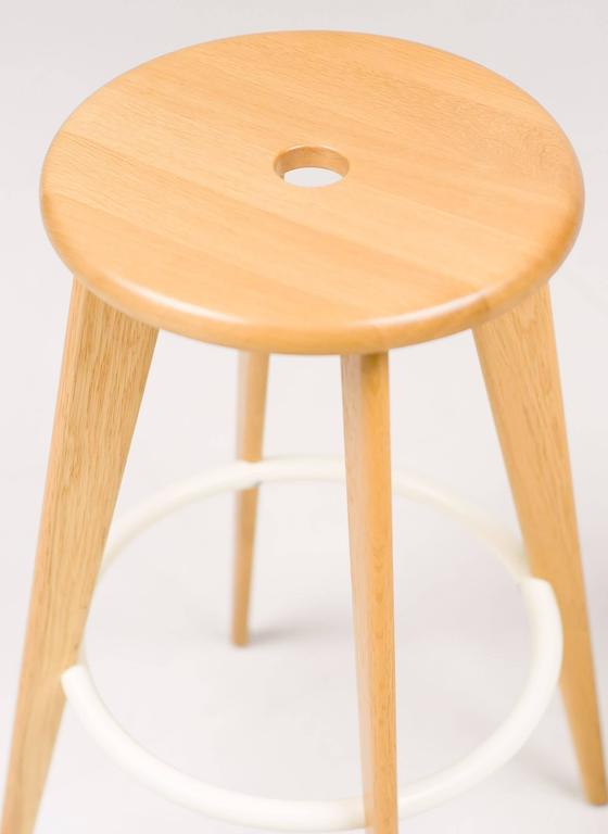 vitra tabouret haut barstool by jean prouv for sale at