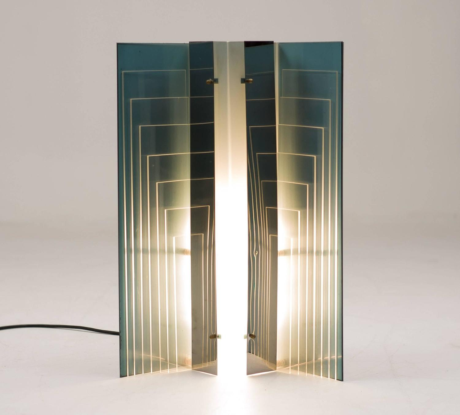 """Furnitureinfashion Is Offering Very Affordable Arctic: Large Architectural """"Skyline"""" Light, Attributed To New"""