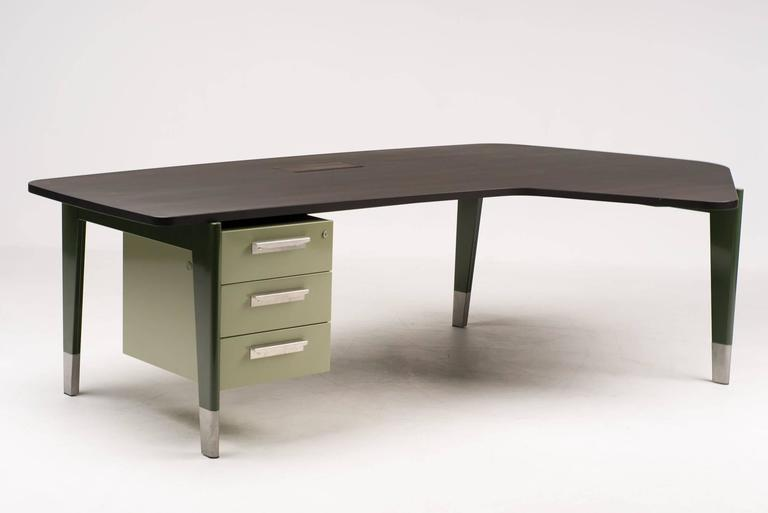Jean prouv bureau pr sidence g star raw edition by vitra for sale at 1stdibs - Table basse jean prouve ...