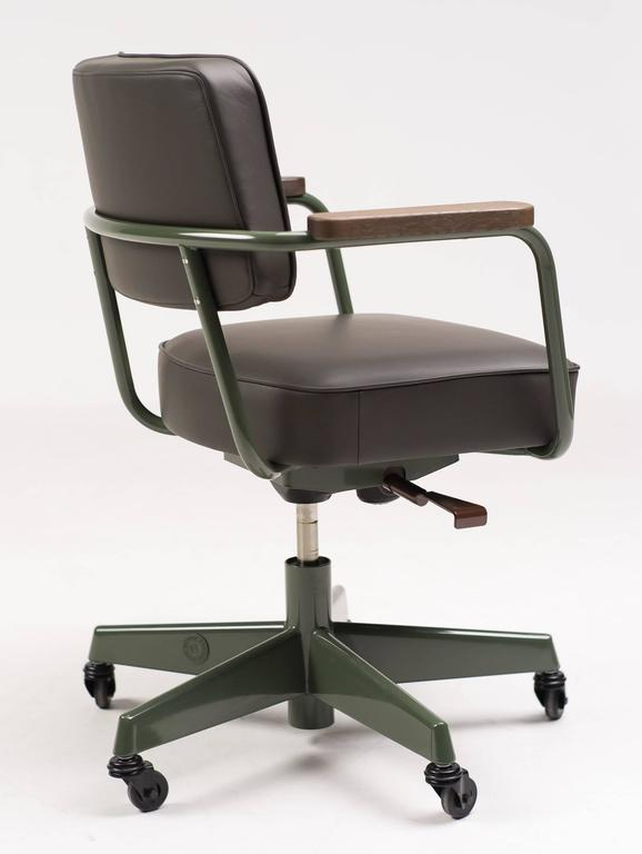 Jean Prouvé Fauteuil Direction Pivotant G Star Raw Edition by Vitra