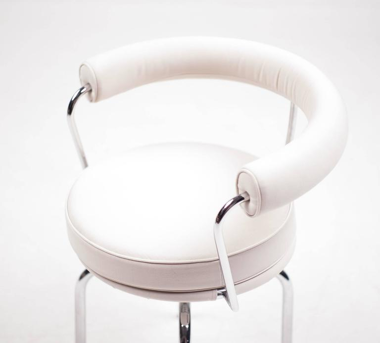 Charlotte Perriand LC7 Chairs by Cassina 4
