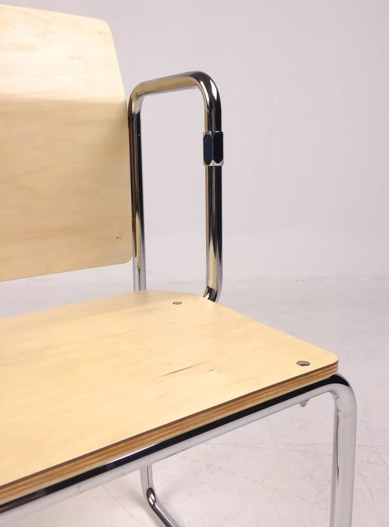 Mid-20th Century Rietveld Hopmi Chair, Limited Edition from 2013 For Sale
