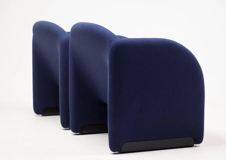 Pair of Ben Chairs Designed by Pierre Paulin for Artifort 3