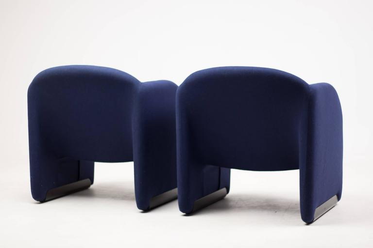 Pair of Ben Chairs Designed by Pierre Paulin for Artifort 4