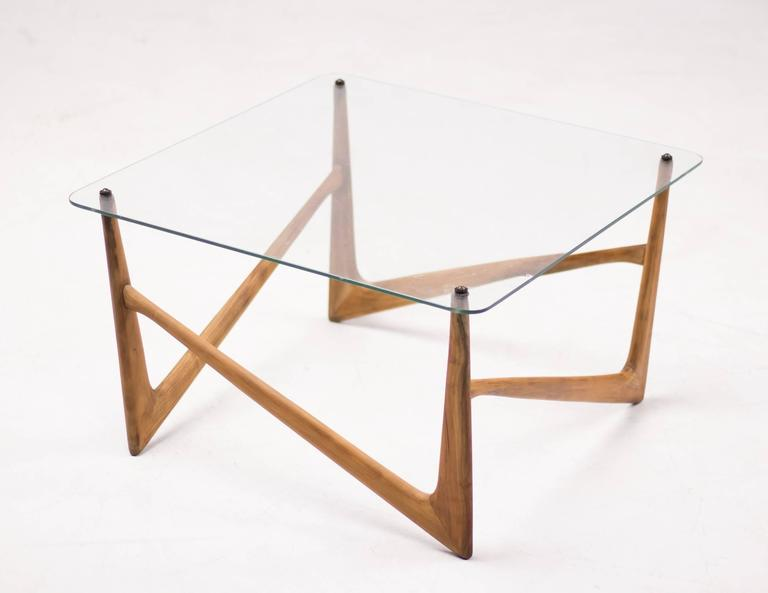 Italian Organic Coffee Table For Sale At 1stdibs