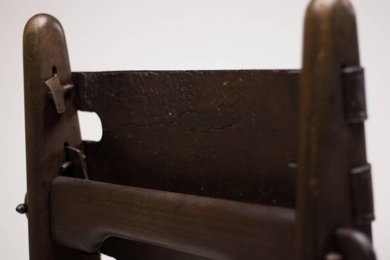 Set of Four Ecuadorian Dining Chairs by Angel Pazmino for Muebles de Estilo 5