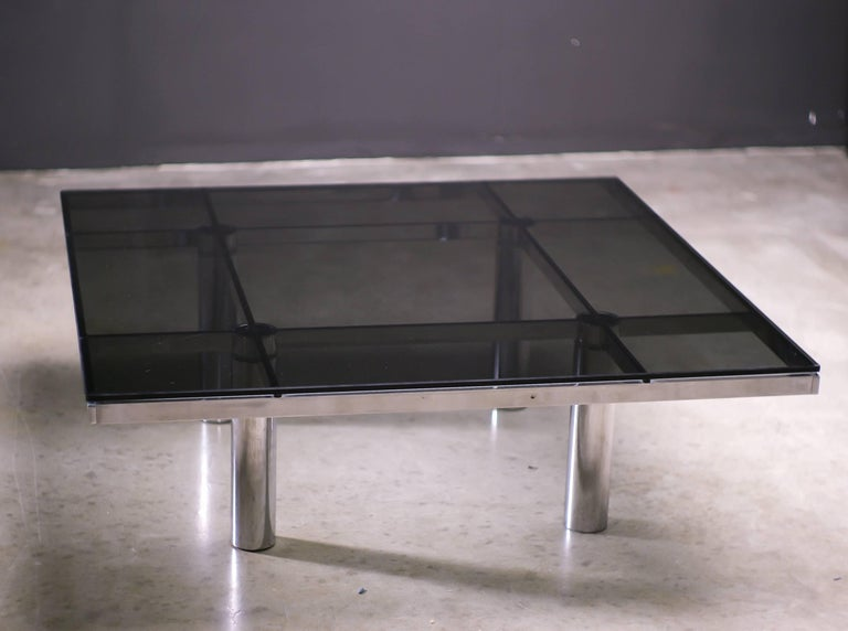 Mid-20th Century Andre Coffee Table Designed by Afra and Tobia Scarpa for Knoll International For Sale