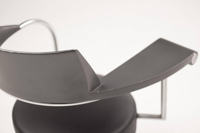Hair Studio Chair by Philippe Starck for Maletti 5