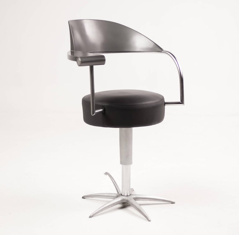 Hair Studio Chair by Philippe Starck for Maletti 9