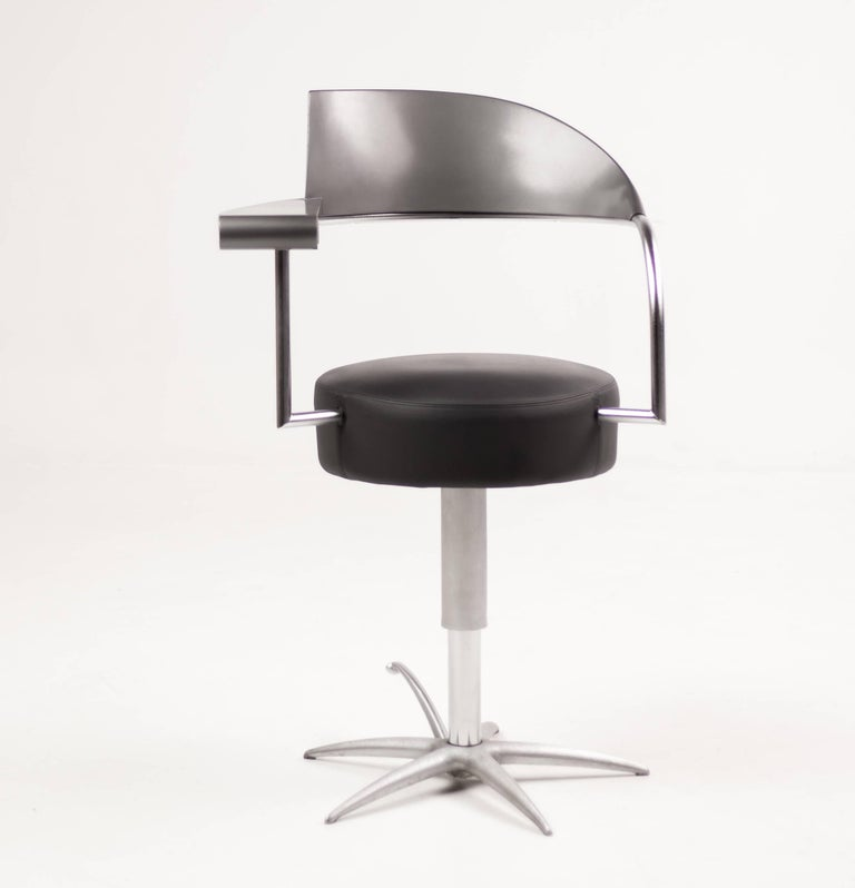 Hair Studio Chair by Philippe Starck for Maletti 10