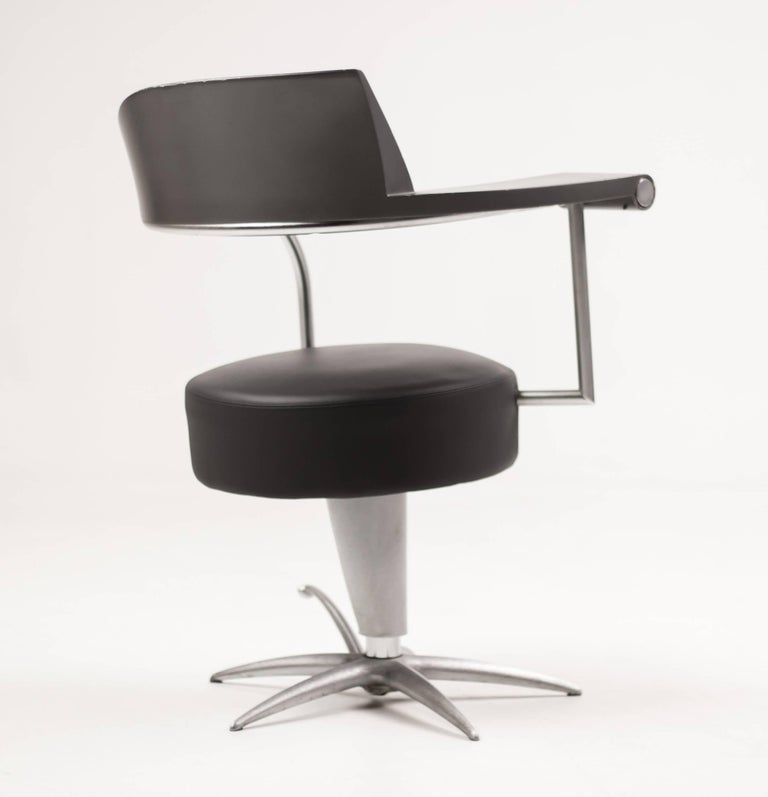 Hair Studio Chair by Philippe Starck for Maletti 8