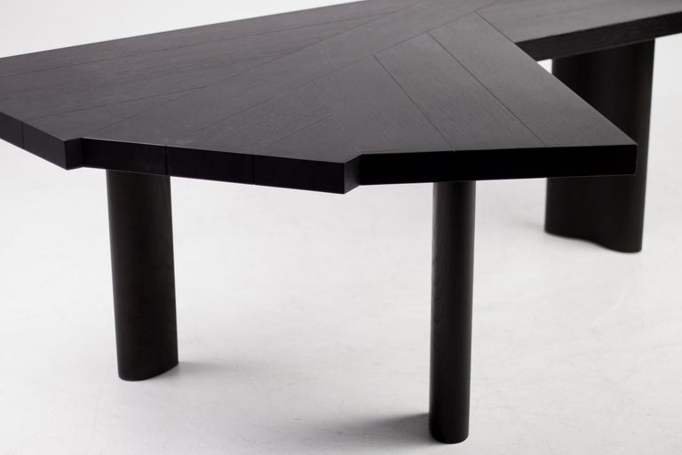 Oak Table by Charlotte Perriand for Cassina In Excellent Condition For Sale In Dronten, NL