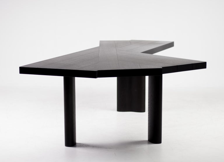Oak Table by Charlotte Perriand for Cassina For Sale 2