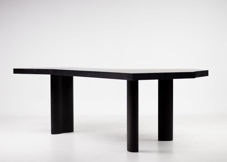 Oak Table by Charlotte Perriand for Cassina For Sale 4