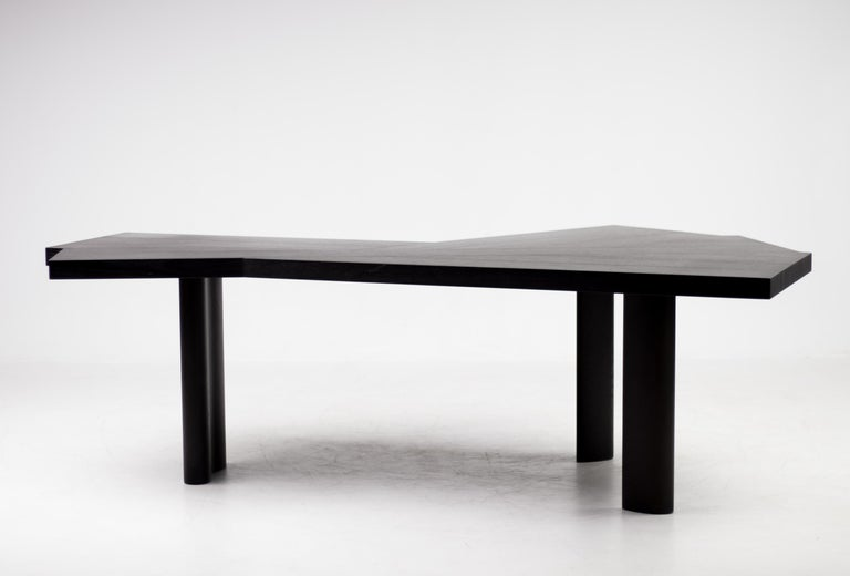 Oak Table by Charlotte Perriand for Cassina For Sale 5