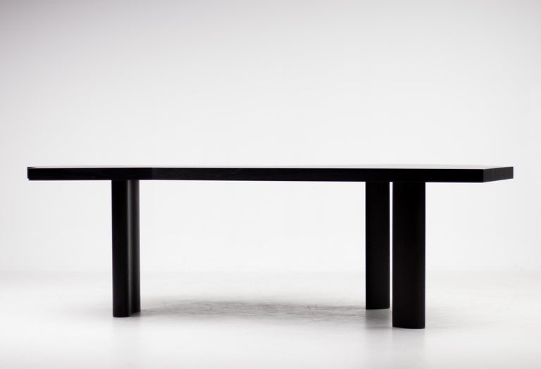 Oak Table by Charlotte Perriand for Cassina For Sale 6