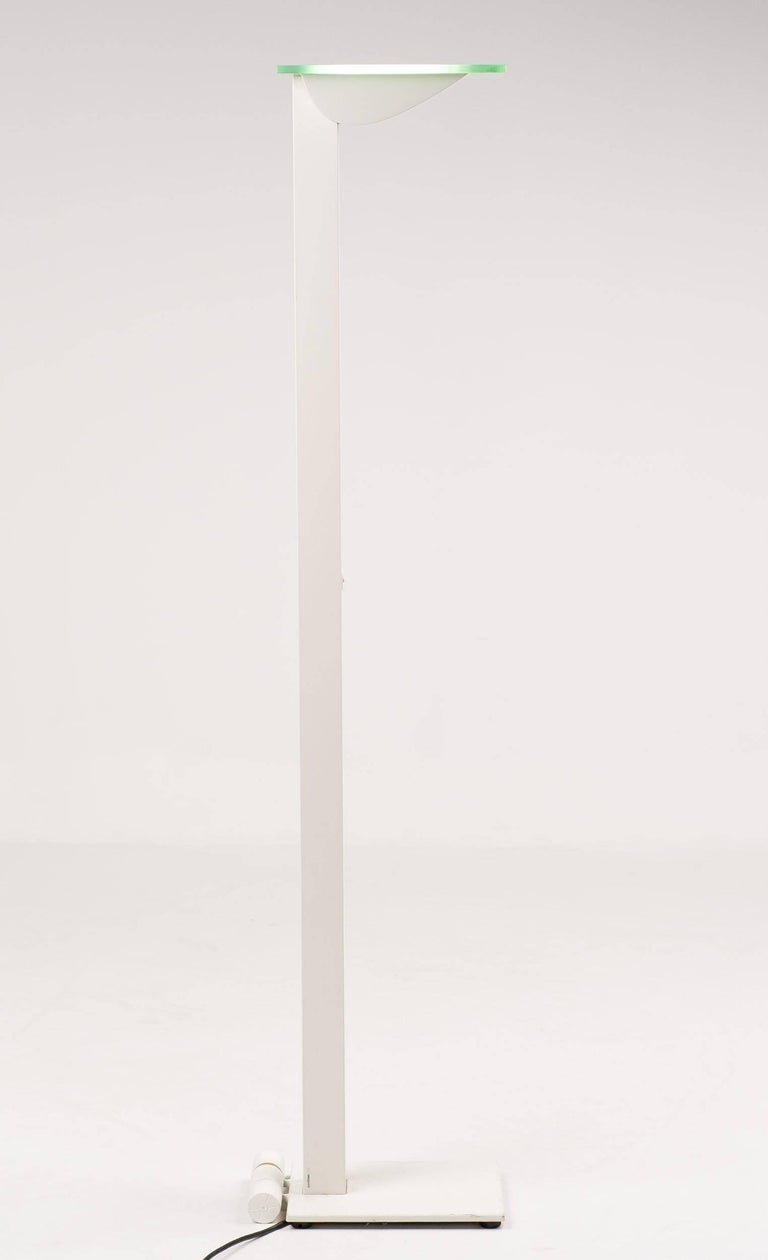 Ettore Sottsass ID-S Edition Floor Lamp In Good Condition For Sale In Dronten, NL